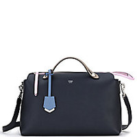 Fendi - By The Way Large Multicolor Satchel - Saks Fifth Avenue Mobile