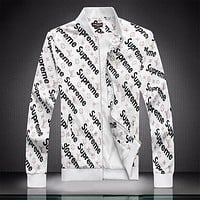 Boys & Men Louis Vuitton Cardigan Jacket Coat Windbreaker