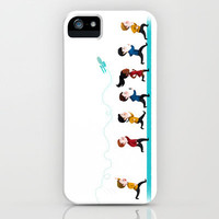 Star Trek Into Adorable iPhone & iPod Case by IllustrateKate