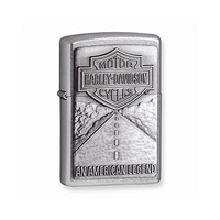 Zippo H-D American Legend Street Chrome Lighter