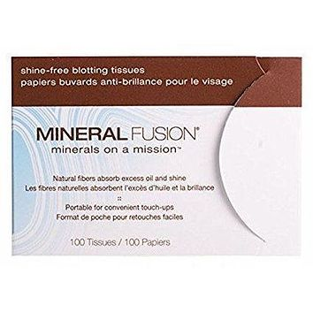 Mineral Fusion Blotting Papers - 100 Ct