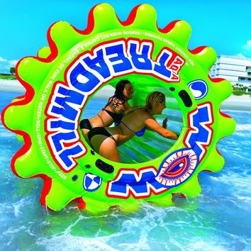 """WOW World of Watersports, 12-2030 Inflatable Aqua Treadmill, 48"""" Center Height, 1 to 3 Person"""