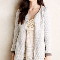 Quilted Millay Coat by Harlyn Grey Motif