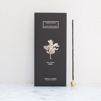 Province Apothecary Essential Oil Incense