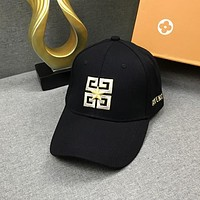 Givenchy Fashion Embroidered Baseball Cap Hat