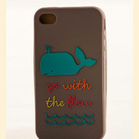 Go With the Flow iPhone 4 Cover by Natural Life