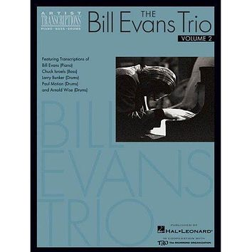 The Bill Evans Trio: Featuring Bill Evans/Piano, Chuck Israels/Bass & Drummers Larry Bunker, Paul Motian & Arnold Wise