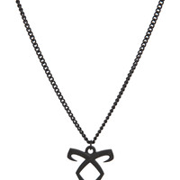 The Mortal Instruments: City Of Bones Angelic Power Rune Necklace Pre-Order | Hot Topic
