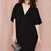 Nasty Gal All of the Night Caftan Dress