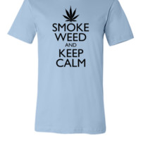 Smoke Weed Keep Calm