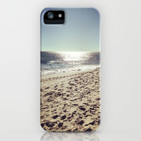 Beach iPhone & iPod Case by Julia Ann