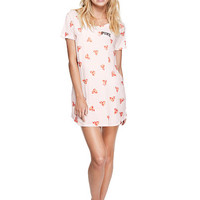 Cozy Campus Sleep Dress - PINK - Victoria's Secret