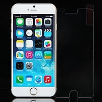 0.3mm 2.5H Hardness Real Tempered Glass Screen Protector Anti Glare Protective Film for iPhone 6 4.7Inch = 1843088644