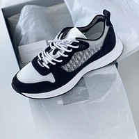 DIOR Breathable daddy shoes