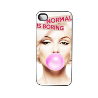 BUBBLE normal is boring