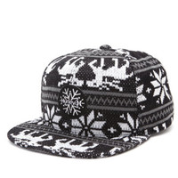Hurley Seasons Greeting Snapback Hat at PacSun.com