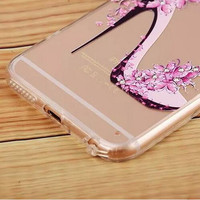 Diamond Bling Stiletto Phone Case For Iphone 6 6s