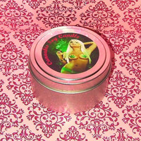 Pinup Girl Sexy Cannabis Scented Soy Candle Marijuana Unique Gift Natural