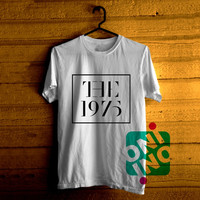 The 1975 Tshirt For Men / Women Shirt Color Tees
