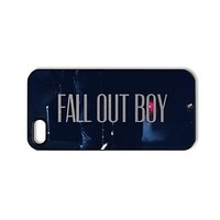 RC - Cool Fall Out Boy Pattern Plastic Hard Case for iPhone 5/5S