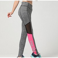Victoria's Secret PINK slim cotton Leggings