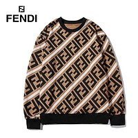 Fendi fashion new print long-sleeved warm sweater 3#