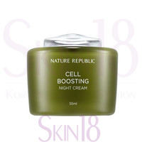 Nature Republic Cell Booster Night Cream *exp.date 06/17*