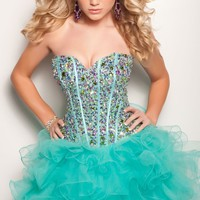 Jasz Couture 4702 Dress
