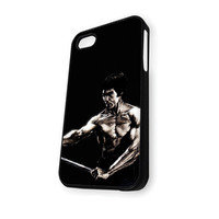 Bruce Lee Kungfu China Legend iPhone 4/4S Case