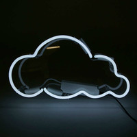 Cloud Neon Light - Urban Outfitters