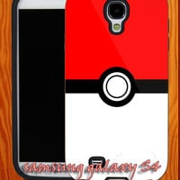Pokemon-Ball-Samsung Case- Iphone Case - cover cases for iphone 5,4,4s and samsung galaxy s2,s3,s4-A18062013-1