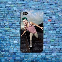 Cute Boy Kian Lawley Rubber Case Cell Phone Cover iPhone iPod Cool Custom Funny