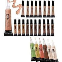 "1 L.A. Girl Pro Conceal HD Concealer & Corrector ""Pick Your Colors"" Simply Chic"