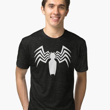 'The Symbiote' Tri-blend T-Shirt by Shtick