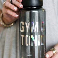 X. Gym & Tonic Sports Bottle