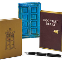 Doctor Who Mini Journal Set (SDCC Exclusive)
