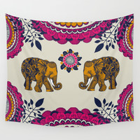 In Love  Wall Tapestry by Rskinner1122