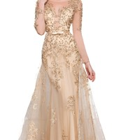 MNM Couture 9621 | Prom Dresses | Designer Dresses | Homecoming Dresses | Pageant Gowns | GownGarden.com