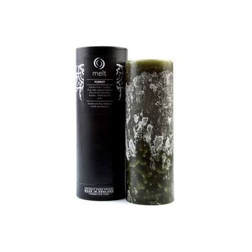Forest Pillar Candle
