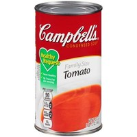 Campbell's Healthy Request Family Size Tomato Condensed Soup, 23.2 oz - Walmart.com