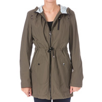 Laundry by Shelli Segal Womens Lightweight Water Repellent Jacket