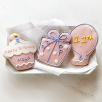 Personalized Giant Birthday Cookies for Her