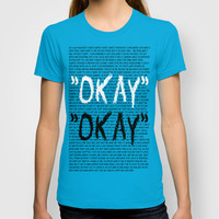 Augustus Waters T-shirt by EmmaKennedy