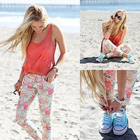inspirations / coral  converse