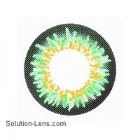 DUEBA GOSSIP GREEN CONTACT LENS   BUY FREE SHIPPING CIRCLE LENS AND COLOR LENS STORE