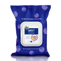 Yes To Blueberries Age Refresh Towlettes, 30-Count