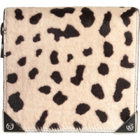 Ponyhair Compact Wallet