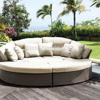 Bishan Outdoor Sectional Daybed Collection