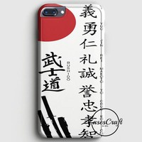 Samurai Katana Bushido iPhone 7 Plus Case | casescraft