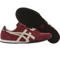 Asics Onitsuka Tiger Serrano (port wine / birch) Shoes D109L-2516 | PickYourShoes.com
